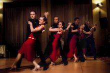 Λάτιν,Ευρωπαϊκοί Χοροί